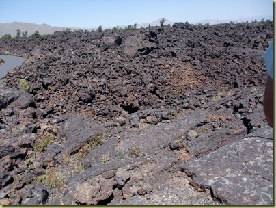 Two Lava Flows