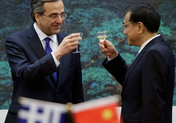 Μπράβο στην Ελλάδα που βοηθάει τους Κινέζους – 17 δισ. οι επενδύσεις των εφοπλιστών στην Κίνα