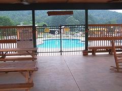 Pavillion & Pool
