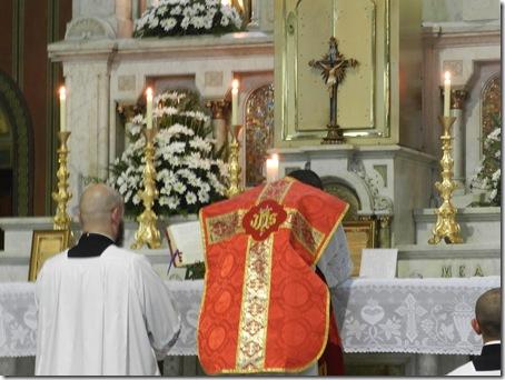 Missa Tridentina 10 anos 142