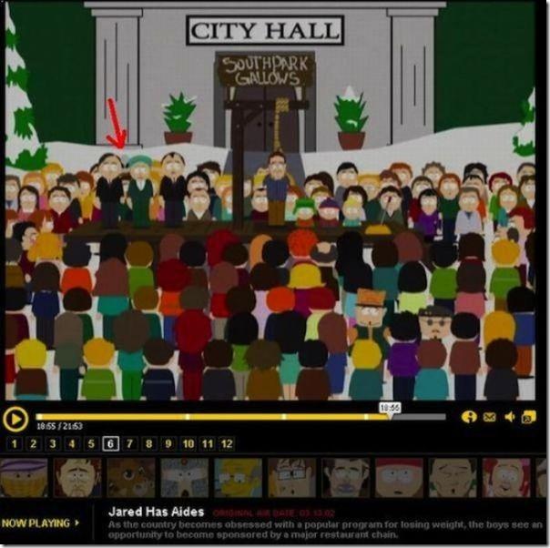 Alienigenas em South Park (12)