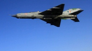 Indian Air Force [IAF] photograph - MiG-21