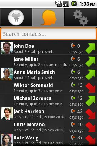 handy-elephant-personal-crm for android screenshot