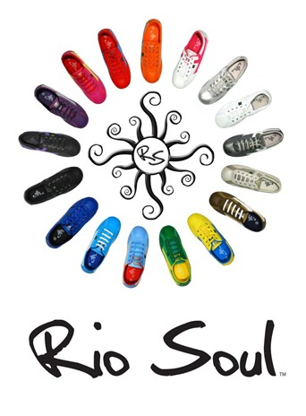 Rio Soul Shoe Image