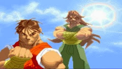 Street Fighter Alpha 2, Finais, Guy