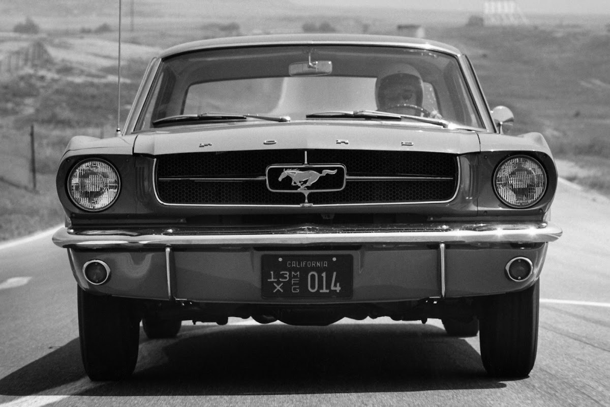 Mustang comparison 1