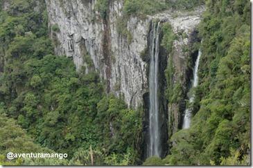 Cachoeira das Andorinhas Cânion Itaimbezinho