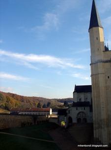 20051207 - 2 Abbaye Royale de Fontevaud (9)