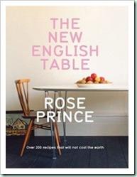 newenglishtable roseprince