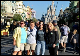 05 - Magic Kingdom Day - Gin, Syl, Tricia, Laura