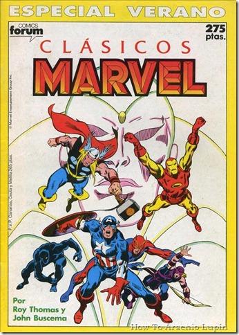 P00006 - Clásicos Marvel - Esp. Ve