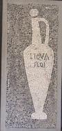 Mosaico de la casa de Aulo Imbricio Escauro
