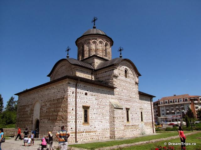 Biserica domnească - Curtea de Argeș