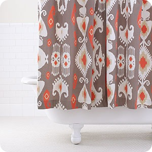 wm shower curtain