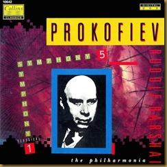 Prokofiev Sinfonía Clásica Barshai