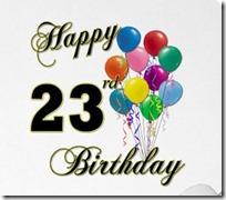 feliz 23 cumpleaños buscoimagenes com (5)