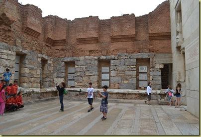 Ephesus Library Interior Wall