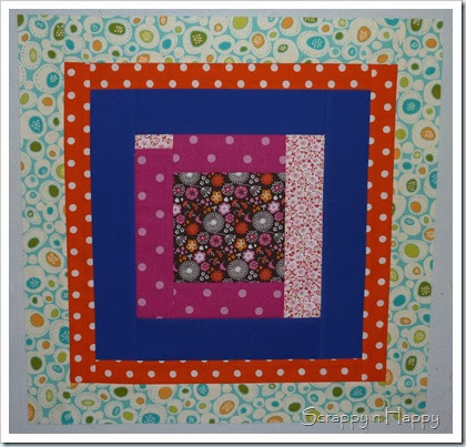 September bee block 1