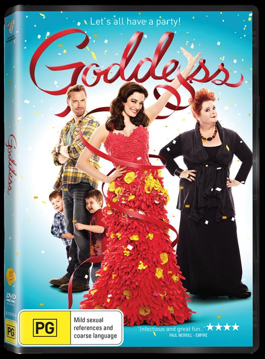 Goddess DVD