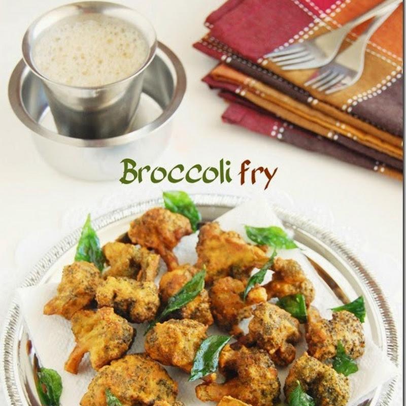 Broccoli fry / Broccoli 65