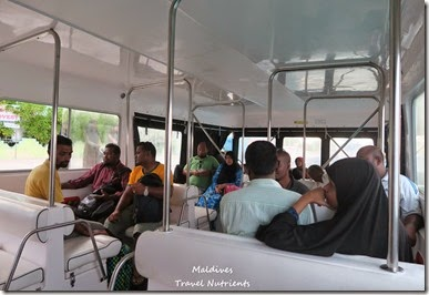 馬爾地夫 交通渡輪計程車飛機公車 (36)