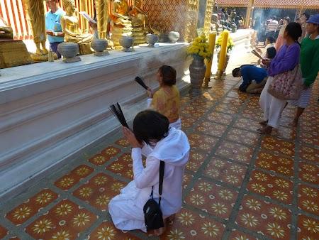 Credinciosi budisti