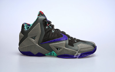 nike lebron 11 gr terracotta warrior 2 01 Upcoming Nike LeBron XI Terracotta Warrior in Full Detail