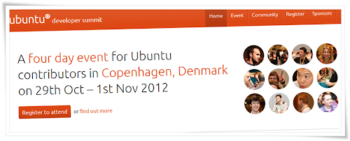 Ubuntu Developer Summit -R