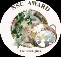 NSC Award 5 thelunchgirls