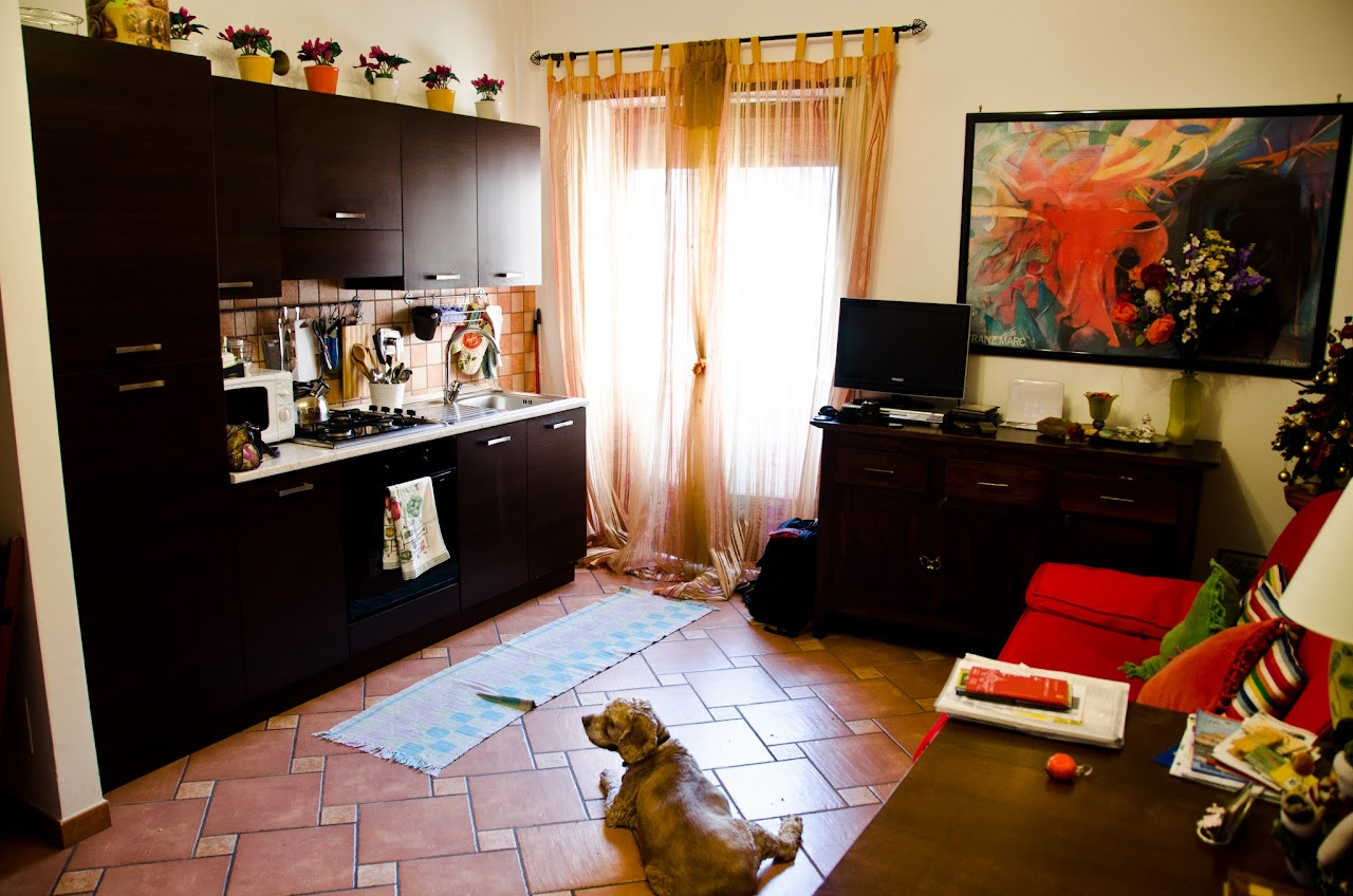 Rome apartment