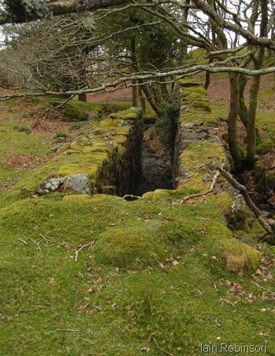 Waterwheel Pit