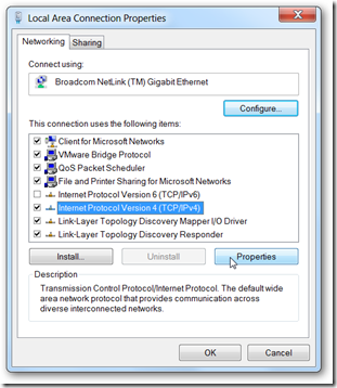 Change the Priority of Network Connections in Windows