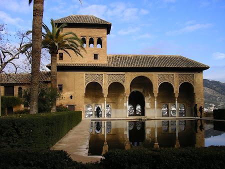 Obiective turistice Granada: Alhambra Granada