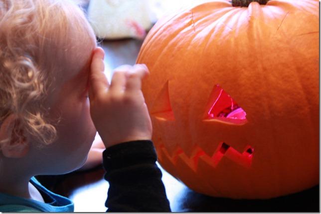 halloween gresskarutskjæring IMG_7326