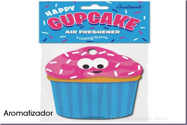 Cupcake-Aromatizador