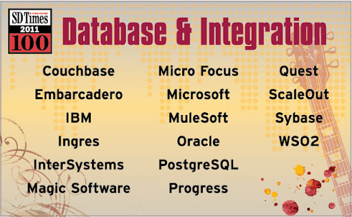 Database and Integration SD Times