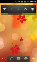 Screenshot of Autumn Leaves Fall Season
