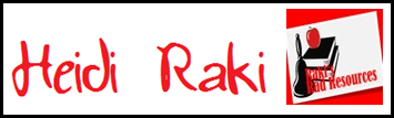 Heidi Raki of Raki's Rad Resources