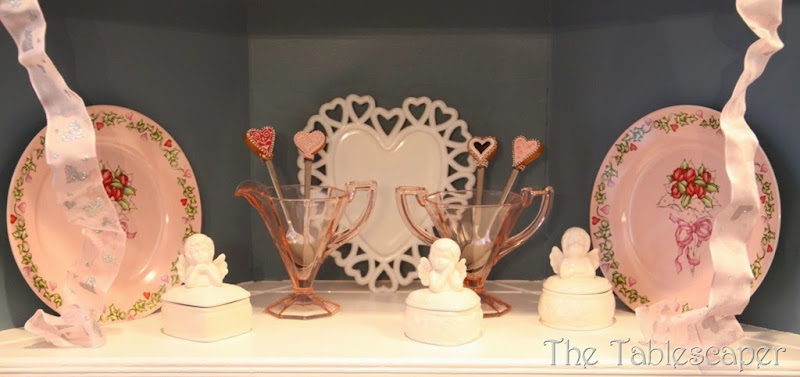 The Tablescaper's Valentine Corner Cabinet04
