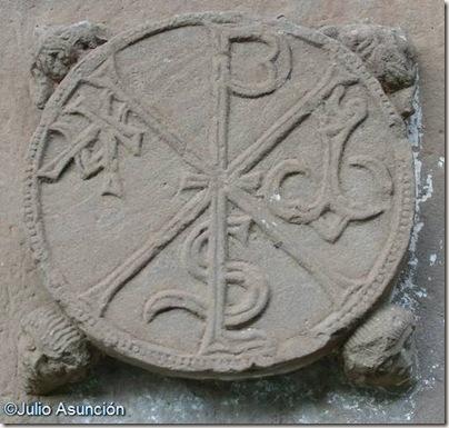 Crismón - San Pedro de Usún