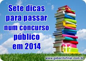 DICAS 2014