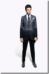 Alexander McQueen Menswear Fall 2012 9