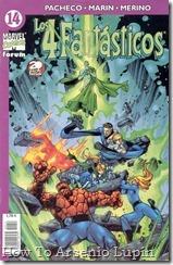 P00014 - Los 4 Fantásticos v4 #14