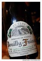 Domaine-de-Pouilly-Pouilly-Fuissé-Au-Clos-Vieilles-Vignes-2010