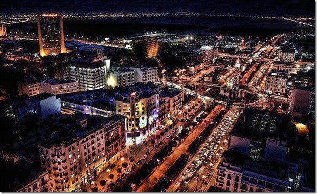 Tunisia By Night