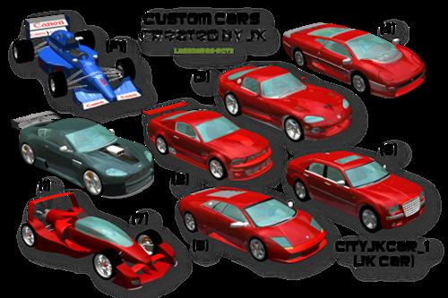 Cityjkcar_1  (JK Car) Custom Cars (JK) lassoares-rct3