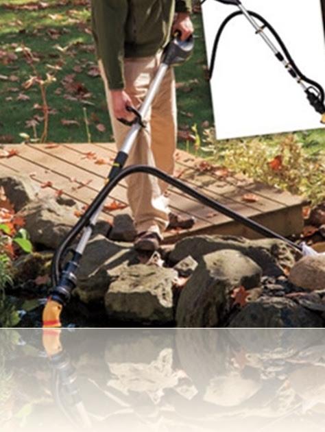 German vacuum cleaners pond vacuum cleaners preserve for Koi pond vacuum cleaner