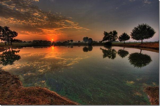 Lindas imagens do nascer do sol (11)
