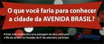 eDestinos avenida brasil rio de janeiro