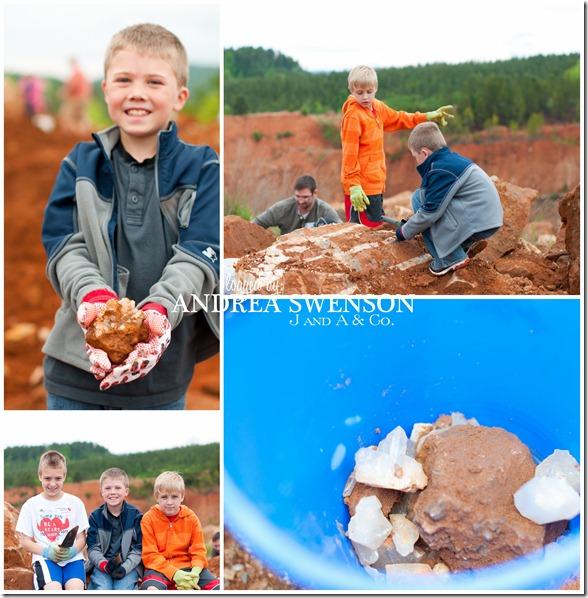 Jex field trip crystal mines